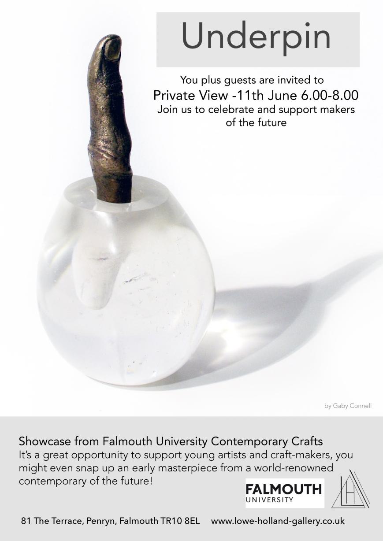 Private View invite Underpin  (2)